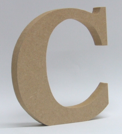 are free standing capital letter the size of the letters are 130mm high by 113mm wide based on letter a other letters in proportion and may differ